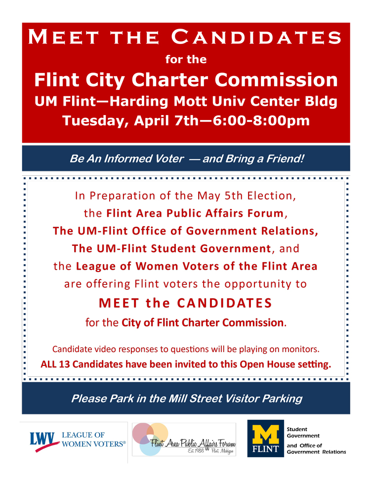 Charter Commission Meet and Greet