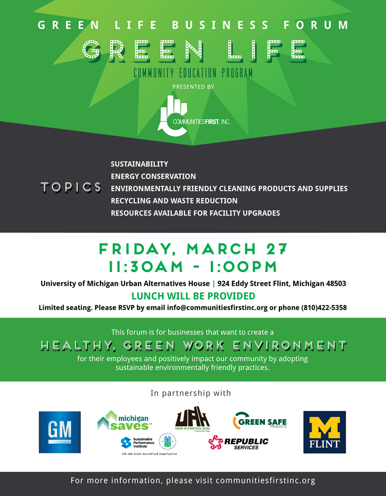 Green Life Biz Forum