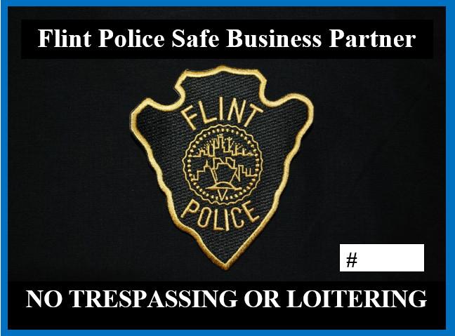 FPD Partner sticker