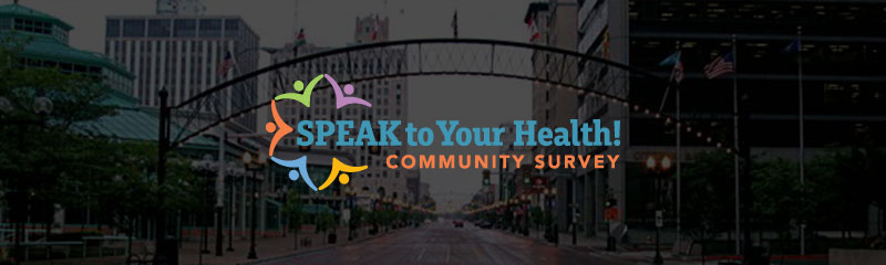 2015 Speak To Your Health! Community Survey