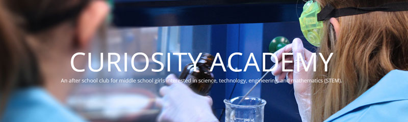 Press Release - Curiosity Academy is Recruiting!