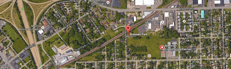 PRESS RELEASE: Brennan Park Community Build
