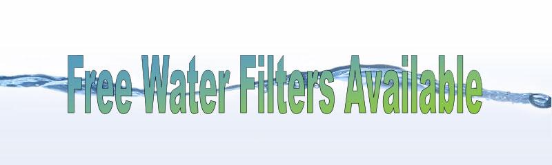 Water Filter Flyer