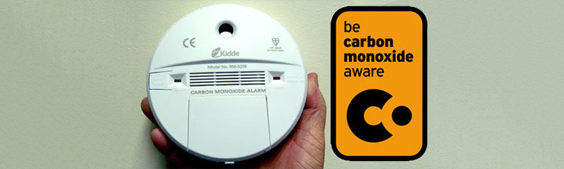 PRESS RELEASE: Carbon Monoxide Detector Giveaway