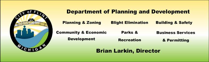 Imagine Flint Neighborhood Planning Initiative