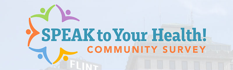 2015 SPEAK to Your Health Community Survey is live!