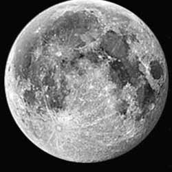 Full Moon - Longway Planetarium