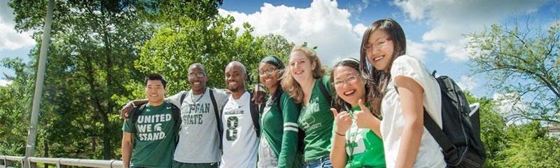 MSU Student Volunteers