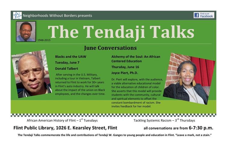 Tendaji Talks