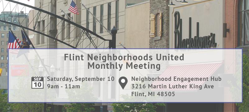 September FNU Meeting