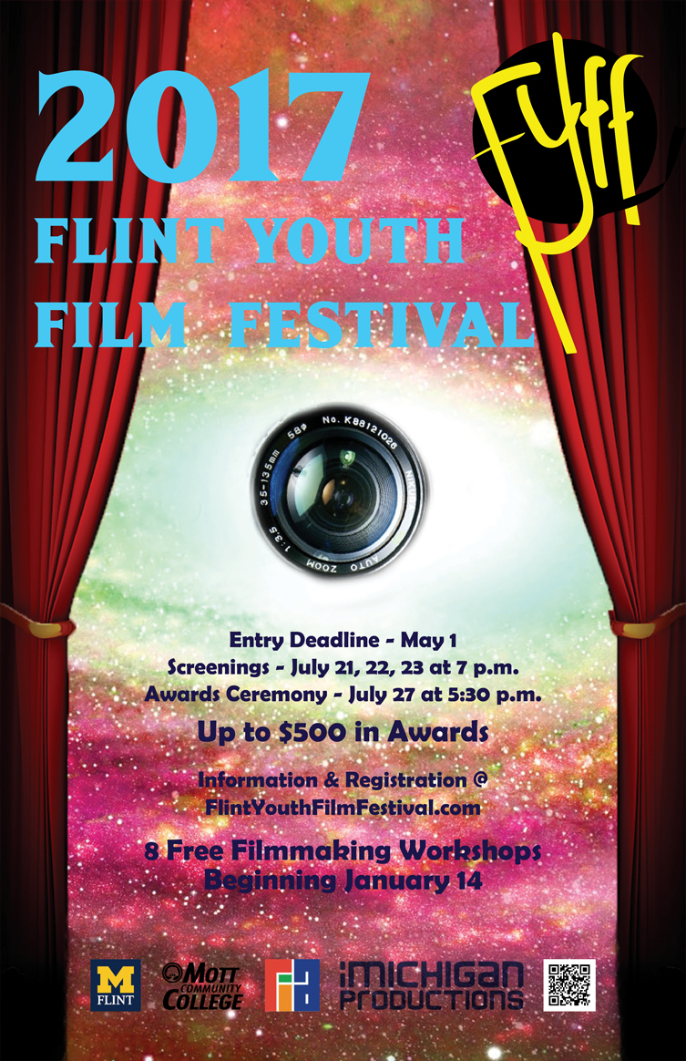 2017 Flint Youth Film Festival