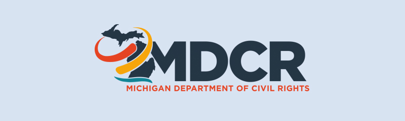 Statement from the Michigan Dept. of Civil Rights