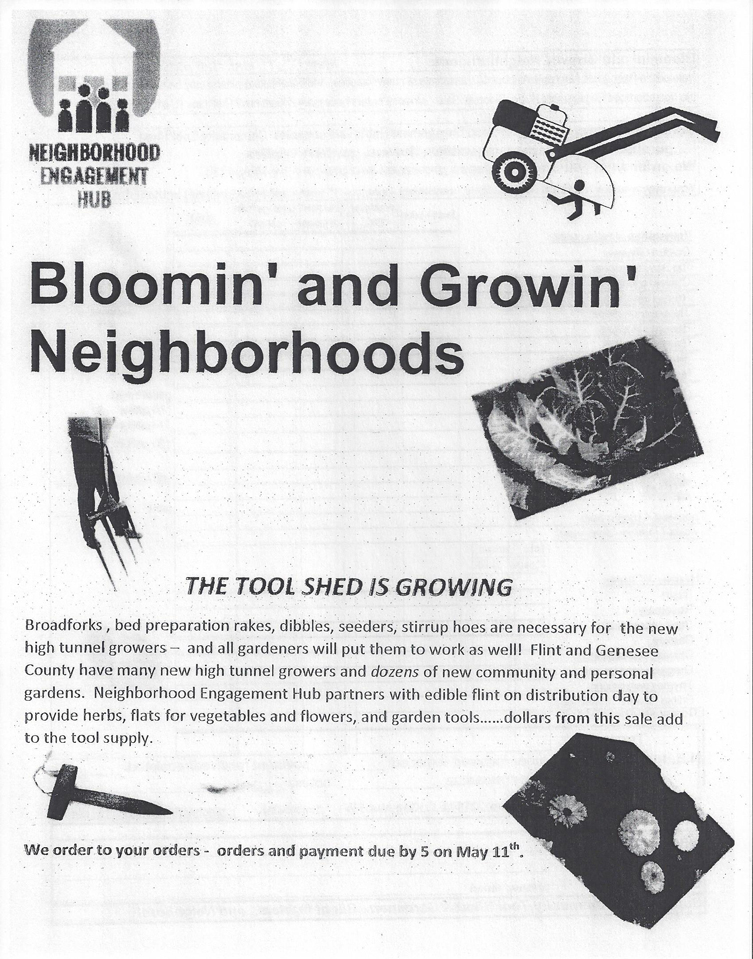 Need tools, seeds for your 2017 garden?