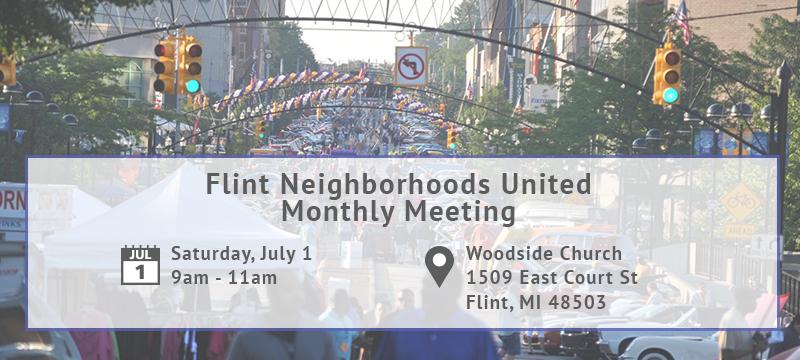 July FNU Meeting