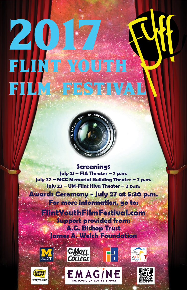 Flint Youth Film Festival Screening & Ceremony Dates