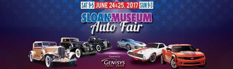 Sloan Museum Auto Fair Call for Volunteers!
