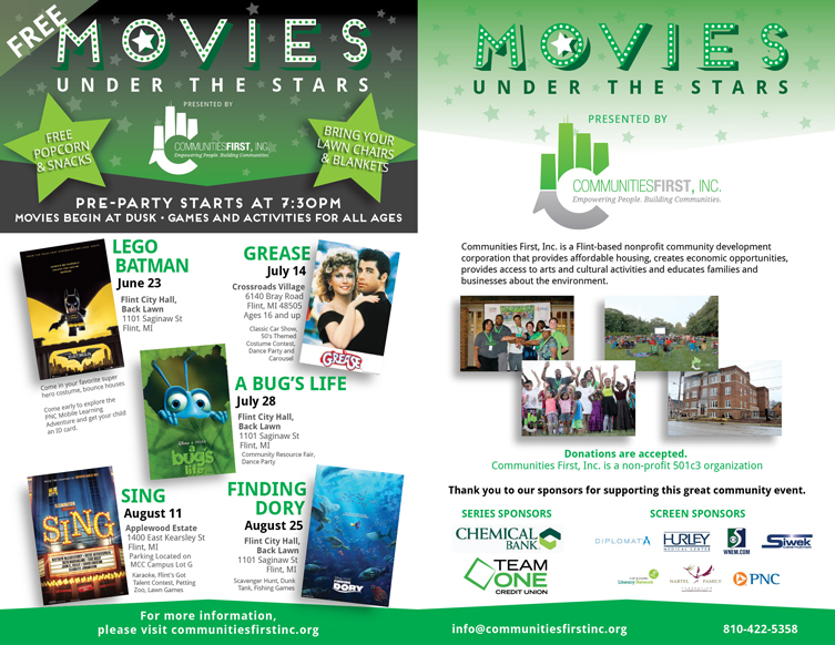 Movies Under the Stars - Grease on July 14 - Crossroads Village