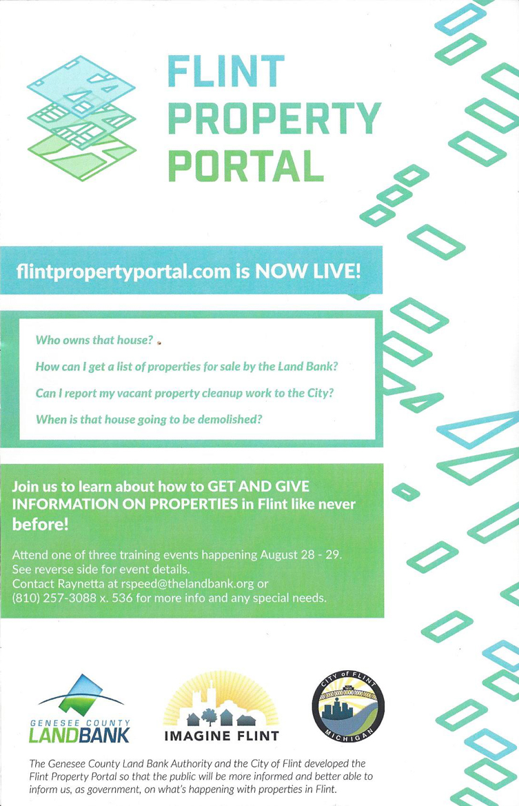Neighborhood Inventory Portal Training