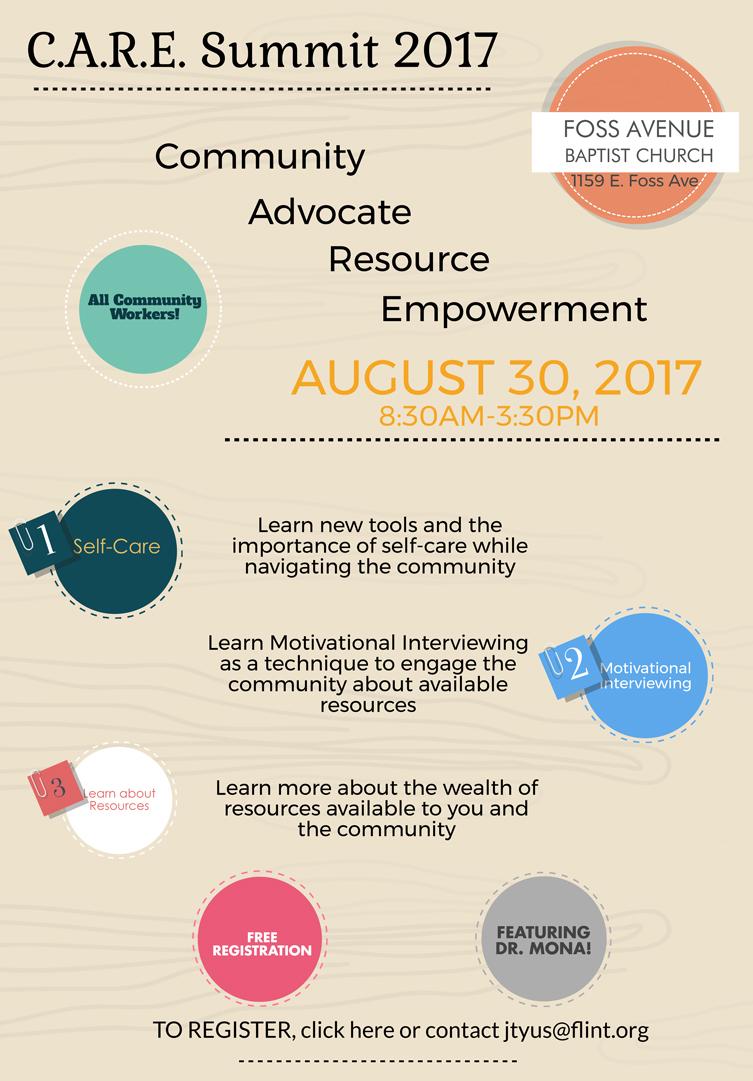 Outreach Worker Summit