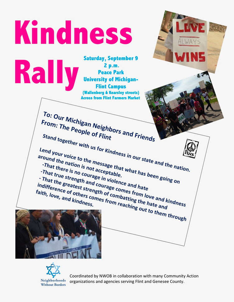 Kindness Rally