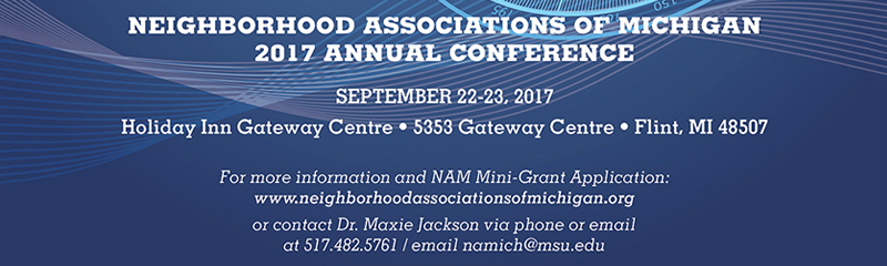 Neighborhood Associations of Michigan