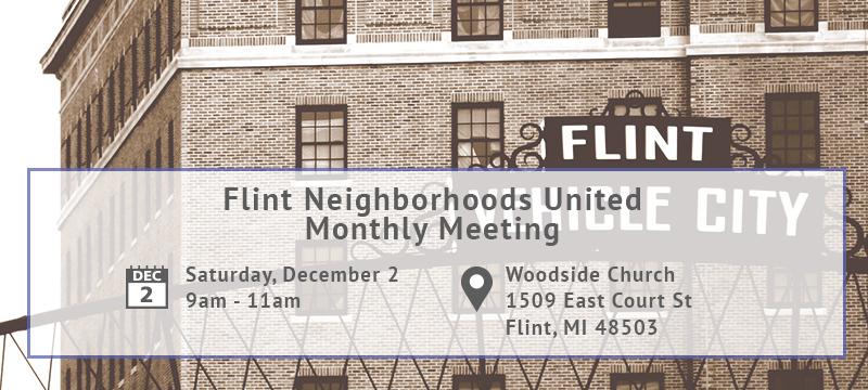 December 2017 FNU Meeting
