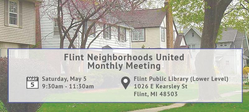 May 2018 FNU Meeting