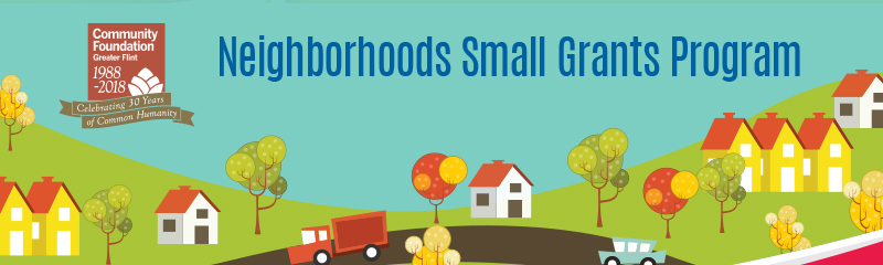 2018 Neighborhood Small Grants Program
