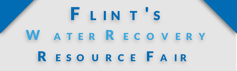 Volunteers Needed: Flint's Water Recovery Resource Fair
