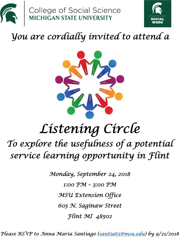 Invitation to a Listening Circle