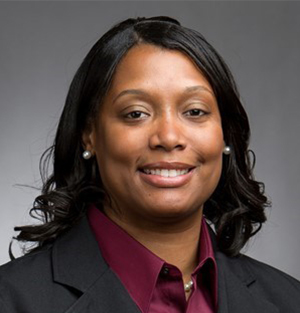 Jashell Mitchell, Manager of Diversity and Inclusion, National Football League