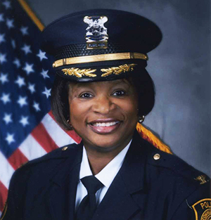 Theresa Stephens-Lock, Chief/Executive Director of Public Safety, Mott Community College