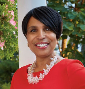 Dr. Beverly Walker-Griffea, President, Mott Community College