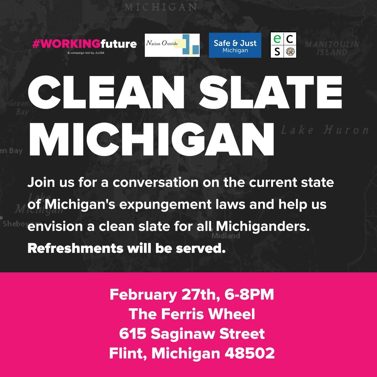 Clean Slate Michigan