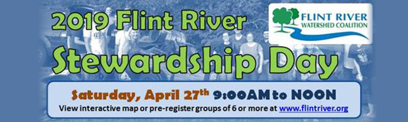 Volunteers Needed - Stewardship Day is April 27th!