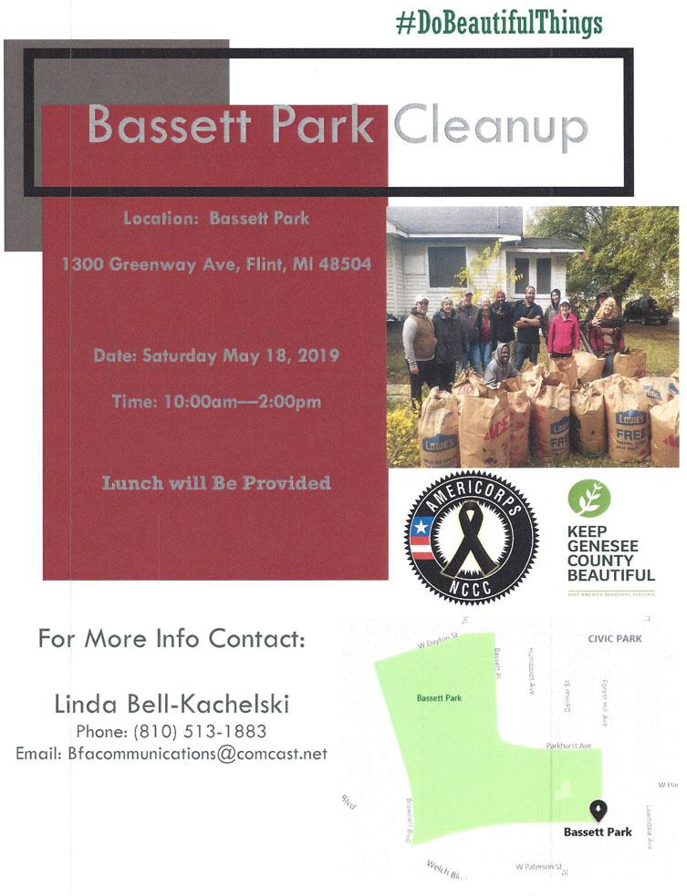 Bassett Park Cleanup