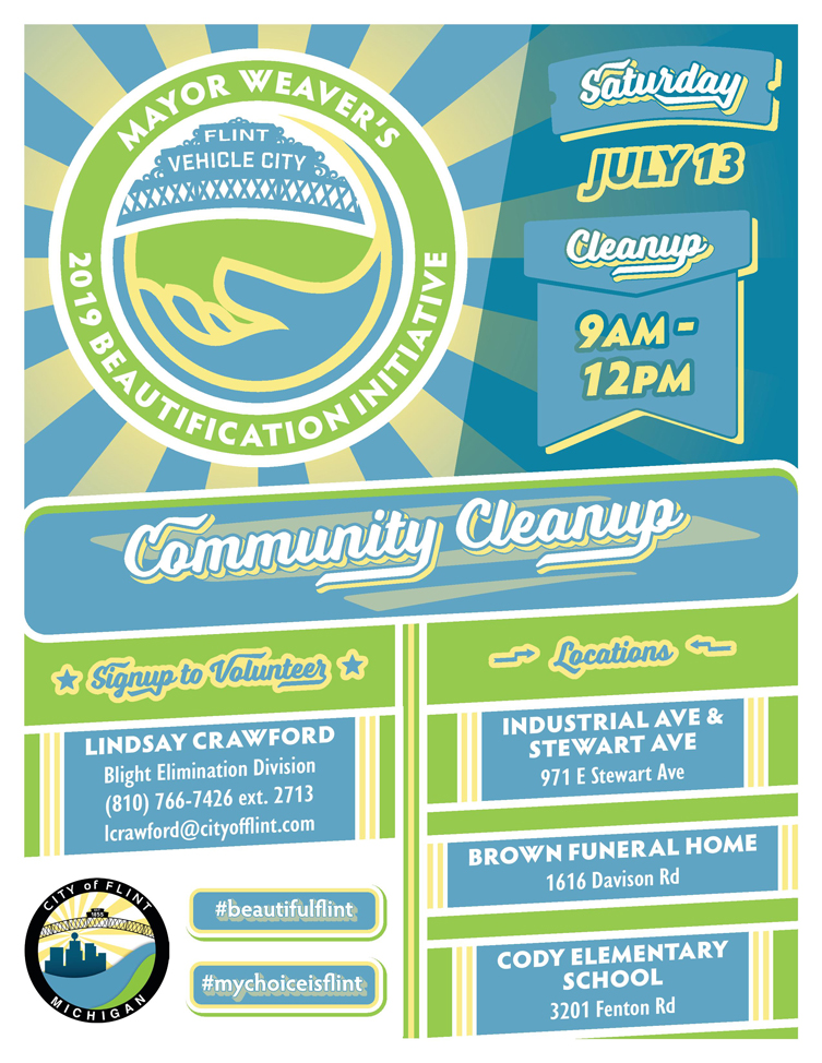 Citywide Cleanup this Saturday