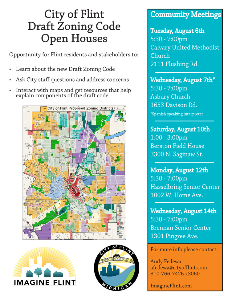 Draft Zoning Code Open House