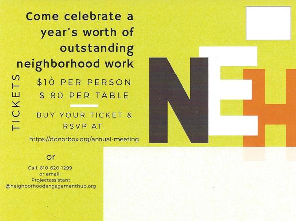 NEH Annual Meeting