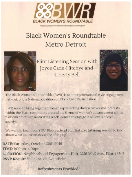 Black Women's Roundtable Metro Detroit