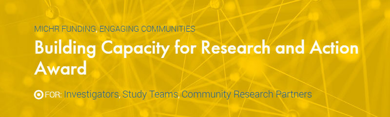 FLINT FUNDING OPPORTUNITY - Building Capacity for Research and Action