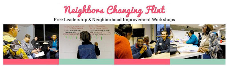Neighbors Changing Flint