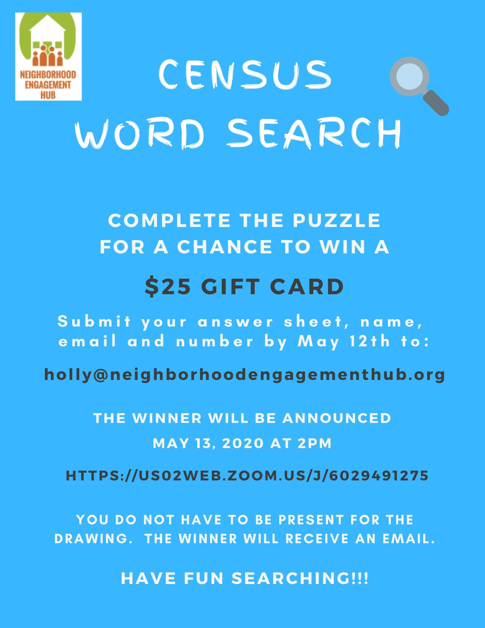 Virtual Census Games