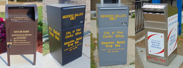 Absentee Ballot Dropboxes