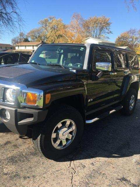 Launch of Hummer Raffle to Benefit Hasselbring Senior Center