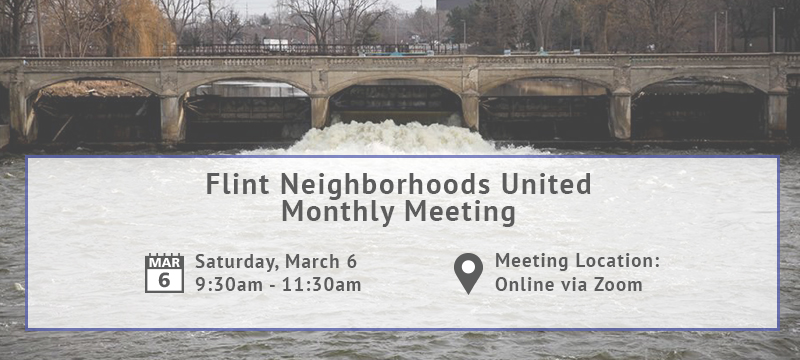 March 2021 FNU Meeting