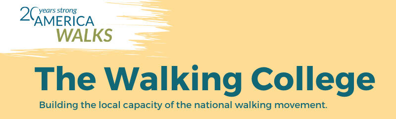 Apply Today to Be a 2021 Walking College Fellow