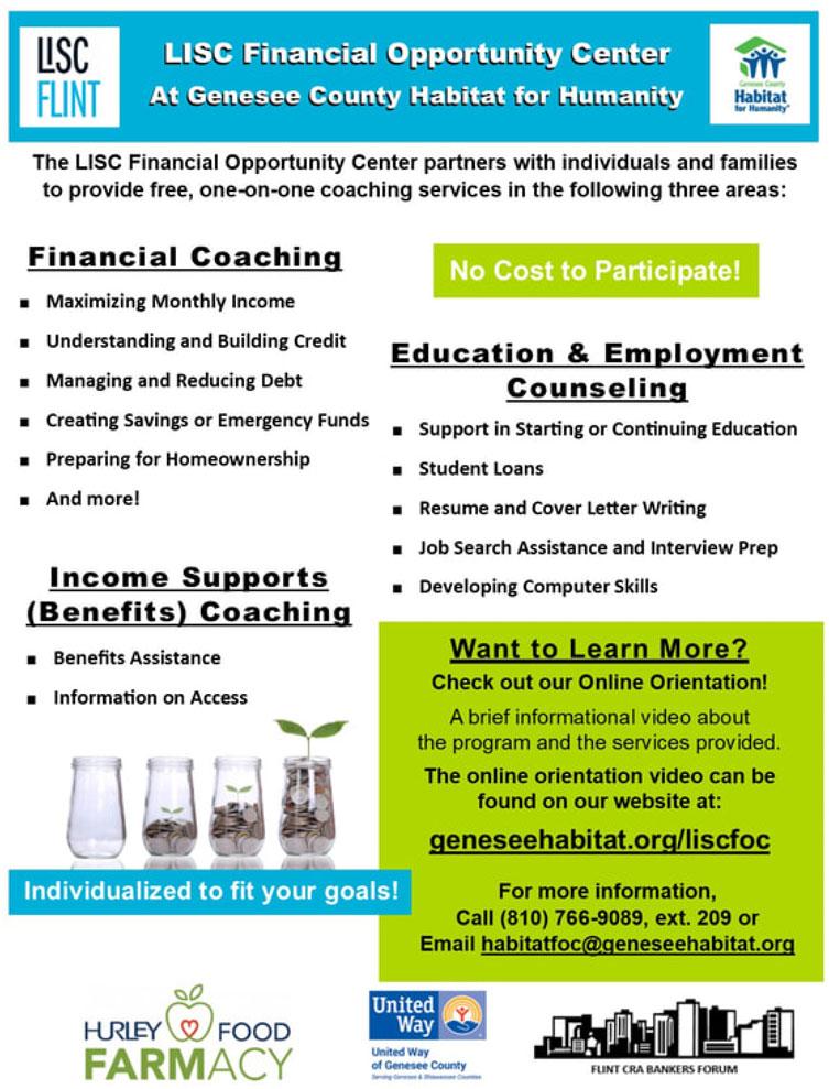 LISC Financial Opportunity Center