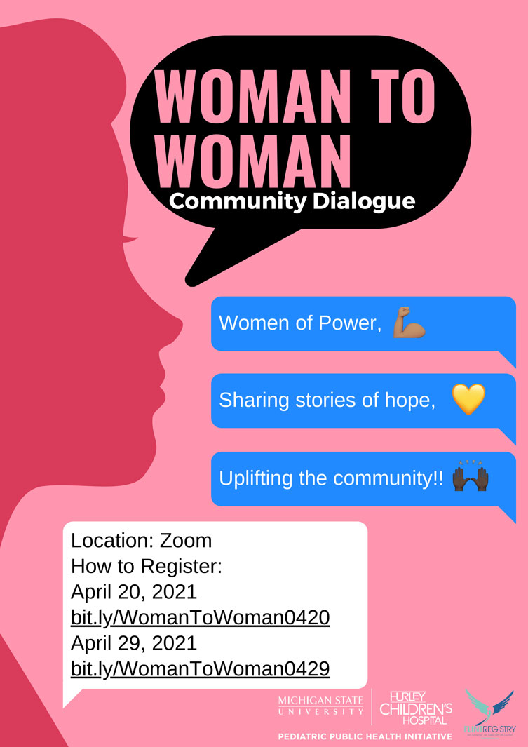 Woman To Woman Community Dialogue